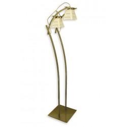 Lemir Dipol lampa podłogowa 2 - dostępna w 3 róznych kolorach