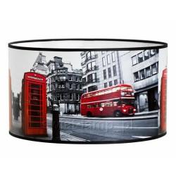"Lampa abażurowa ""Londyn bus telephone"""