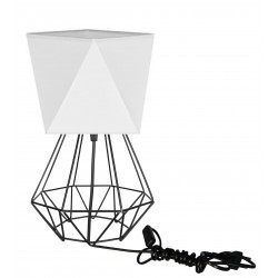 Diament lampka nocna loft
