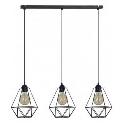 KOSZ Lampa-diament-3 loft listwa