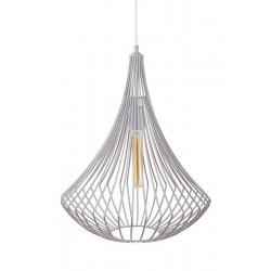Lampa Barbados 1loft biały