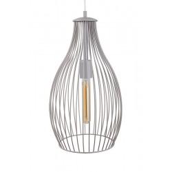 Lampa Gambia 1loft biały