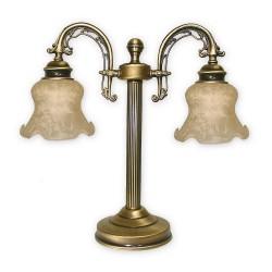 Tytan lampka stołowa 2-punktowa 348/L2