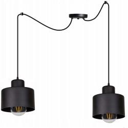 Lampka-RETRO-PAJĄK-1-PLUS-loft-led-industrialny-styl