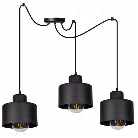 Lampka-RETRO-PAJĄK-2-PLUS-loft-led-industrialny-styl