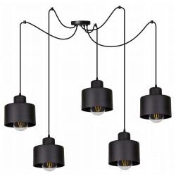 Lampka-RETRO-PAJĄK-5-PLUS-loft-led-industrialny-styl
