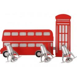 London - 3 listwa