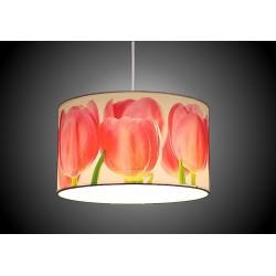 Abażur tulipan