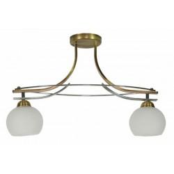 Lampa z serii 339patyna+chrom