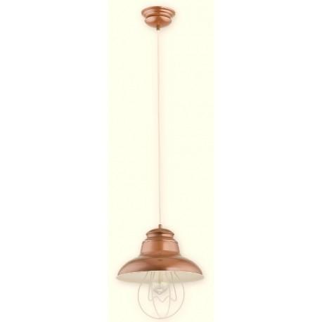 Dea lampa wisząca 1-punktowa O2441 W1MAB od Lemir