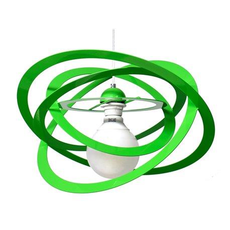 Kopernik 1 - zielony - powiększenie